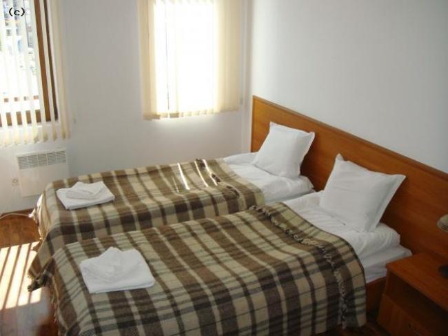 Прекрасен апартамент с две спални в Банско