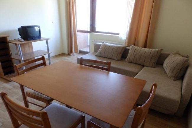 Малък обзаведен апартамент в Банско с прекрасна гледка