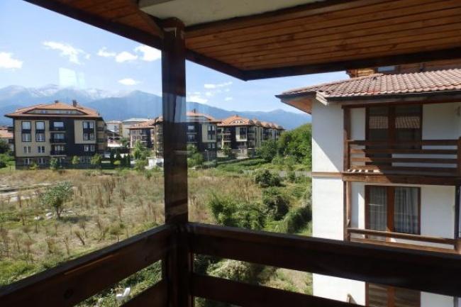Евтин двустаен апартамент в Банско