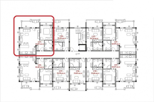 Модерен апартамент в Слънчев Бряг