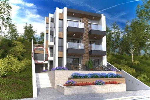 Продажба на двустаен апартамент в Созопол до плаж