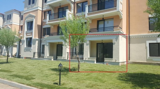 Двустаен апартамент в к-с Грийн Лайф до Созопол