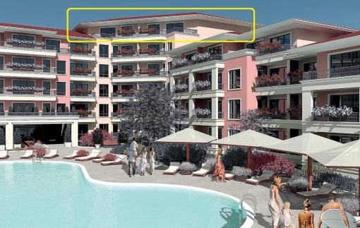 Тристаен апартамент с морска гледка на изплащане