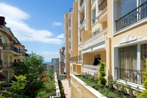 Обзаведен апартамент в СПА комплекс в Св. Влас - изгодно