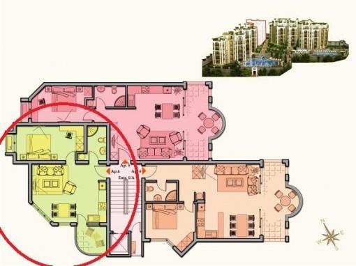 Апартамент до Ботаническа градина - Балчик