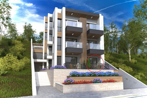 Апартамент в модерна сграда в Созопол