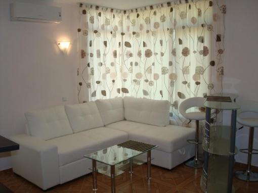 Двустаен обзаведен апартамент в Слънчев Бряг евтино